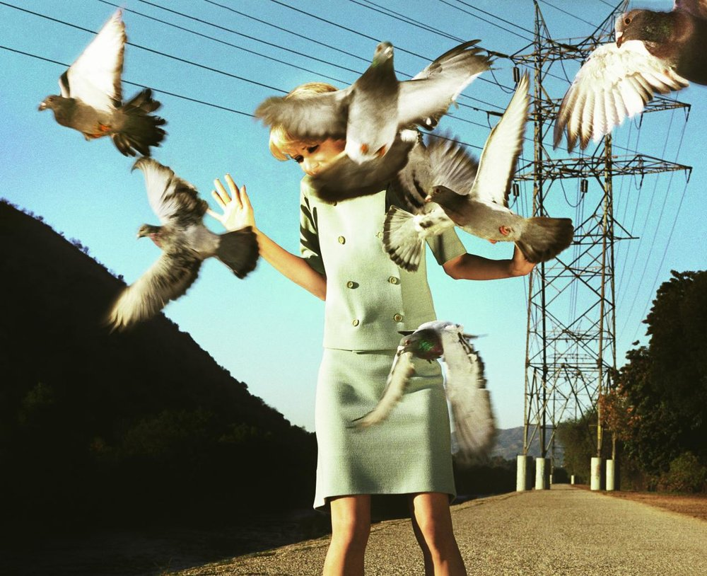 Eve  Type C Photograph  Alex Prager, 2008