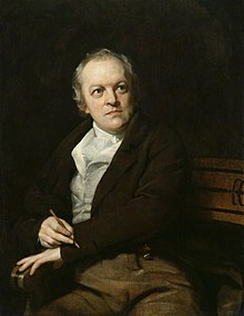 Image: William Blake by Thomas Phillips, National Portrait Gallery
