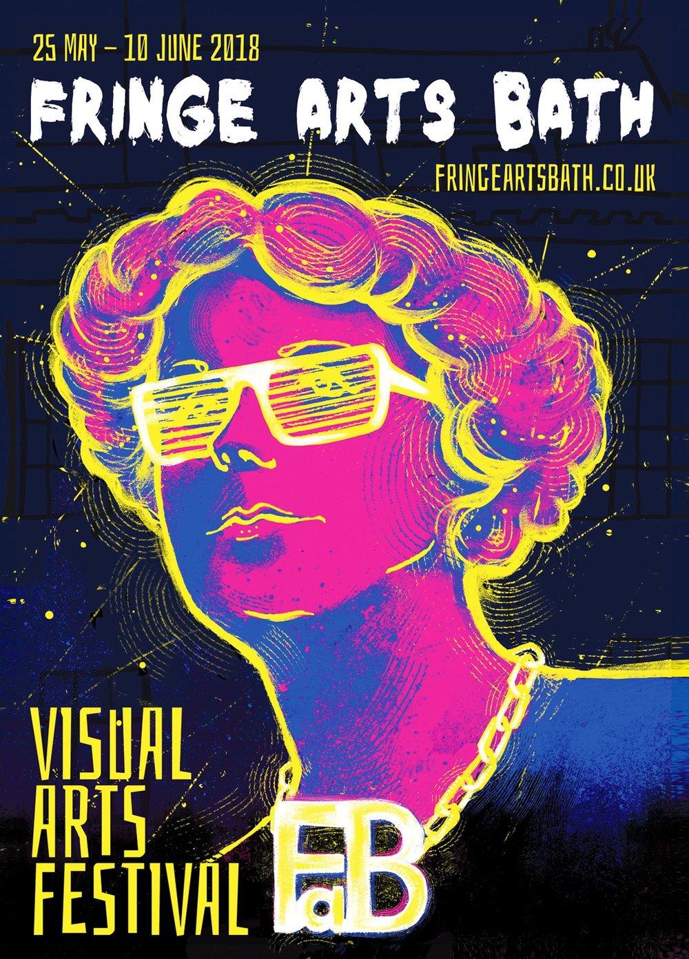 #FaB18 poster © Lise Richardson