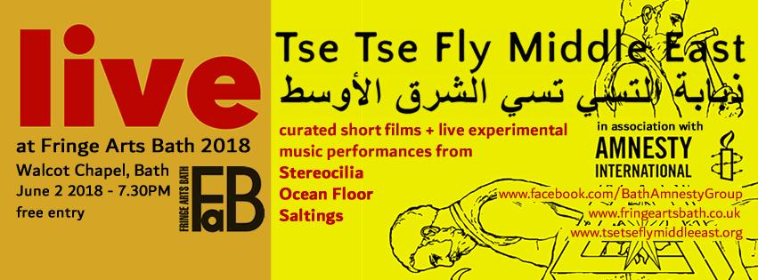 Image ©Tse Tse Fly Middle East