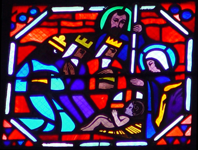 Epiphany ~ January 5 - The Magi's Adoration of the Christ