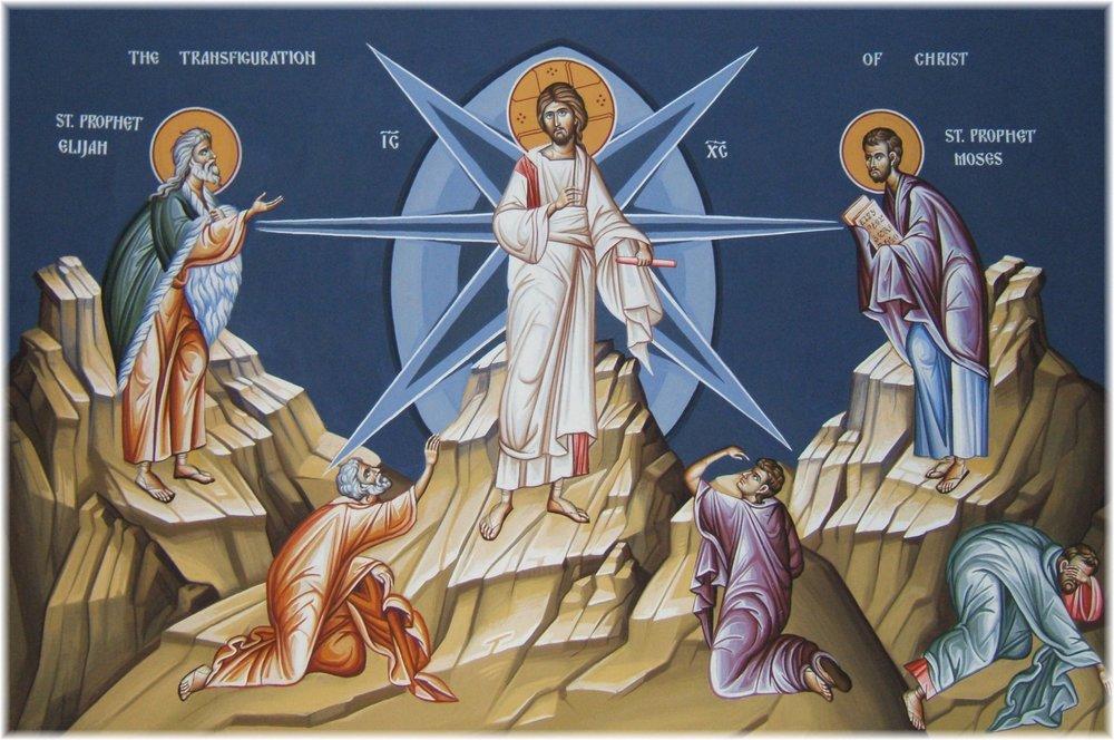 The Transfiguration - March 2