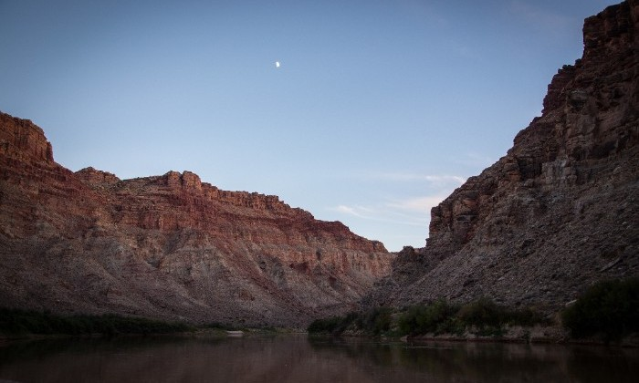 Cataract Canyon of the Colorado River courtesy of Taylor Graham
