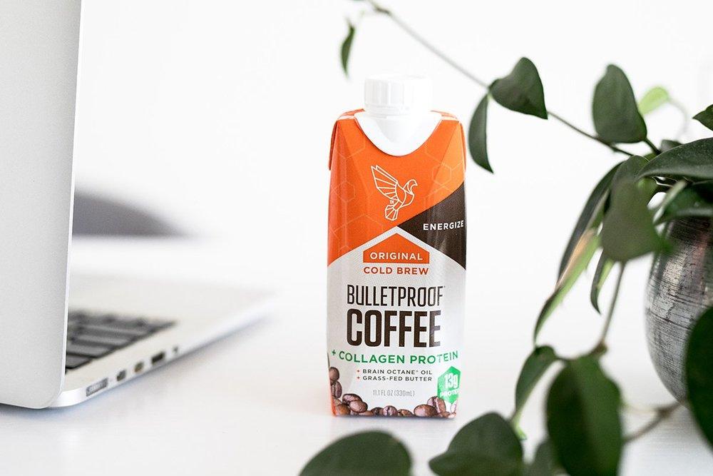 #3 Bulletproof Cold Brew Coffee
