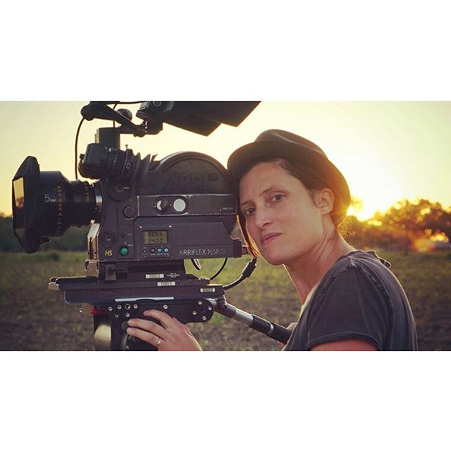 Every day, but specially today, I wish I shot like a girl, I directed like a girl, I fought like a girl. Thank you all for the many lessons. You're leading the creative resistance. . . . #internationalwomensday #femalefilmmakers #femalecinematographer #femaledirectors #thefutureisfemale #thepresentisfemale