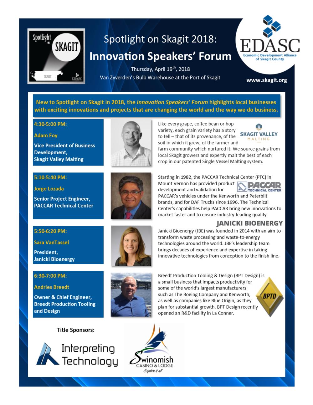 Spotlight on Skagit 2018 Speaker Flyer.png