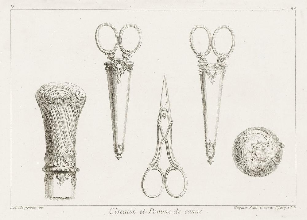 Juste-Aurèle_Meissonnier_-_Design_of_Scissors_and_Cane_Knob_-_Google_Art_Project.jpg