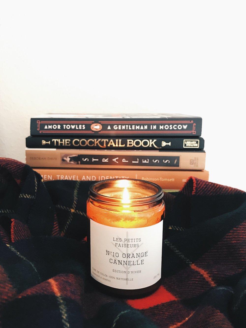 Candle by Les Petits Faiseurs