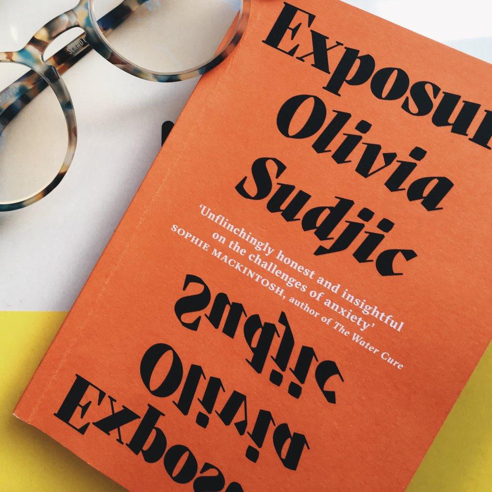 Exposure Olivia Sudjic Georgia Andrews The Attic on Eighth glasses.JPG