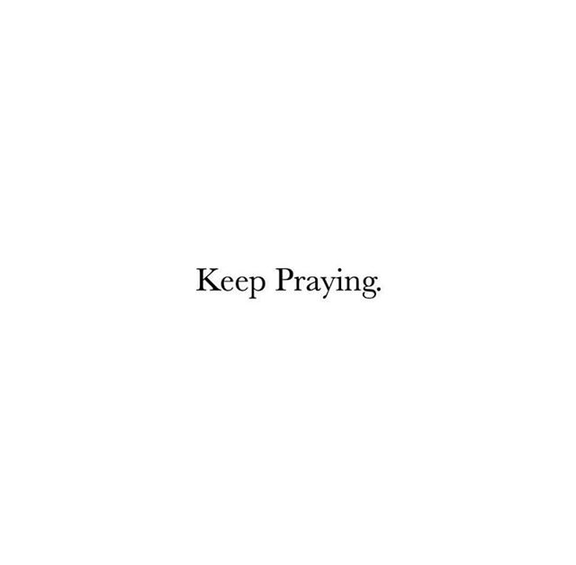 Keep praying.  __  Who knew that 2 simple words could be so powerful? As Sosh Media Co. continues to grow, we have really tried to hone in on our target market, our ideal client, our goals, our future…you know, the stuff most businesses think about. To do that, we have really had to learn how to pray. We have had to learn to keep praying when times got tough in the beginning or when business got a little slow. __  For us, prayer is SO important and is the foundation of this company. Although it might be taboo to talk about, we want to work with brands that truly align with our values and our faith based mission. Having clients who respect the fact that we need time in the morning to talk with God, or that we like to take a Sabbath, are things that matter to us.  __  We want to build our business on the foundation of faith and hope that our honesty brings you to trust us with your business. Or, just an open conversation. We love those 🥰