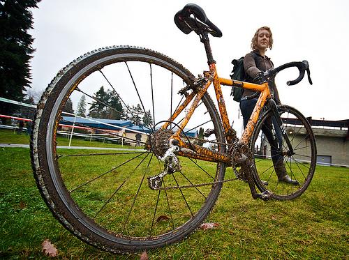 Dirty, Dirty Bike!