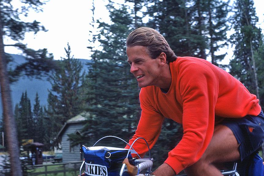 Riding to Calgary, 1983