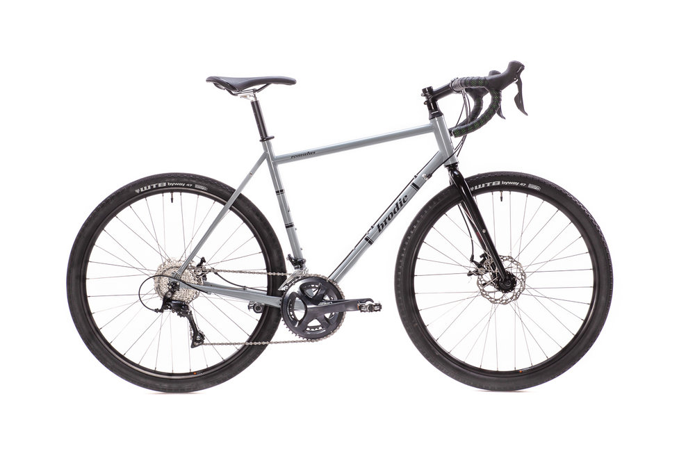 Have a look at the the Romulus in the Road Plus Gravel Series - $1499