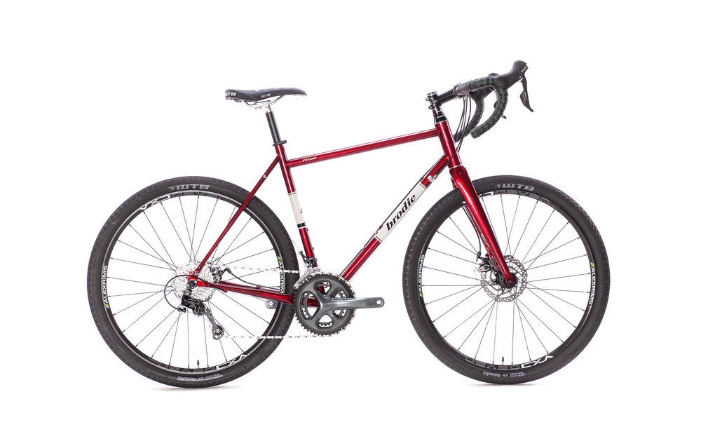 Have a look at the Remo in the Road Plus Gravel Series - $1999