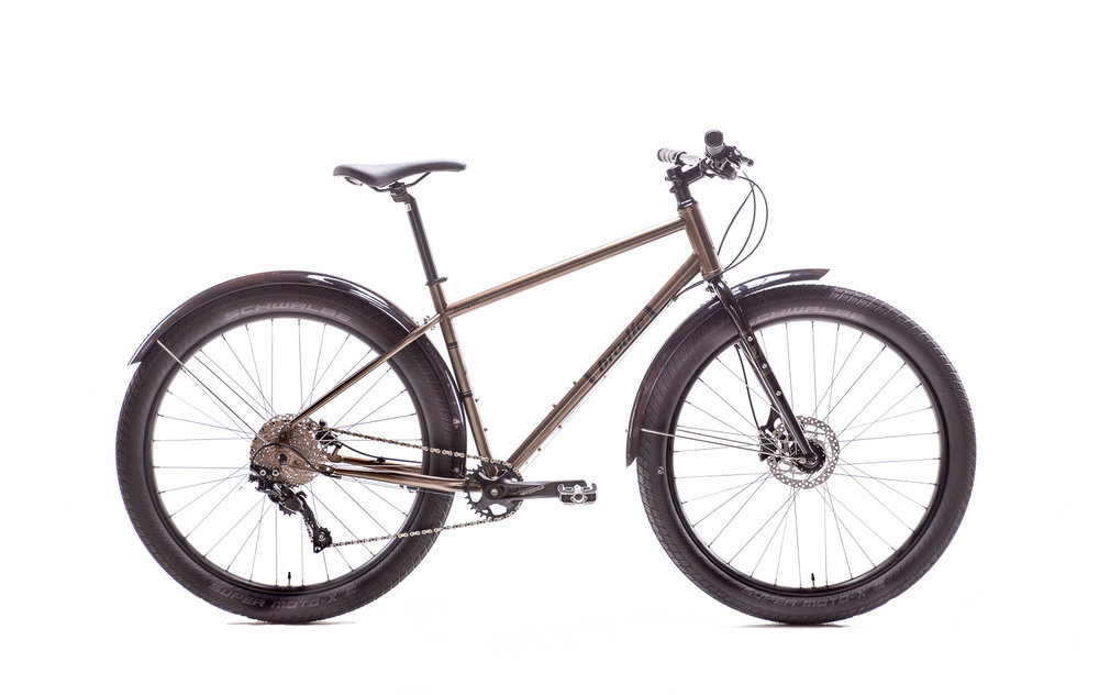 Have a look at the Torque also in our Flat Bar Series - $1149