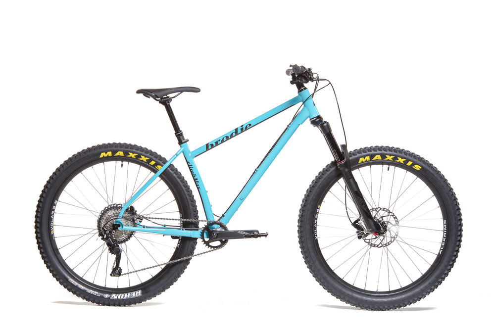 Have a look at the ClimbMax also in our Mountain Bike Series - $2999