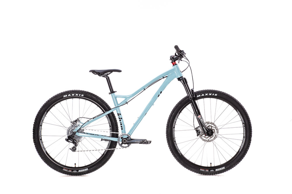 Have a look at the Khan Comp also in our Mountain Bike Series - $1699