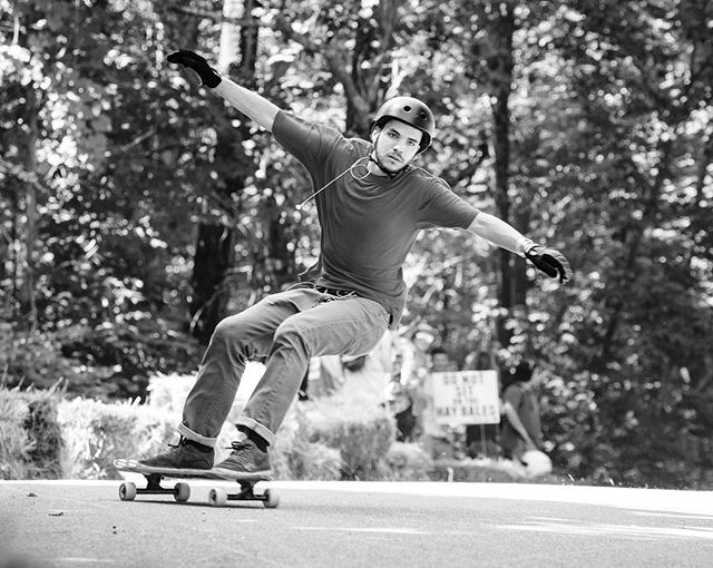 We released a video of @mikeblackman earlier on our Facebook Page, check it out!  Here's Mike at the recent @centralmassskatefestival  Photo: @steve_hurst_photos #cometskateboards