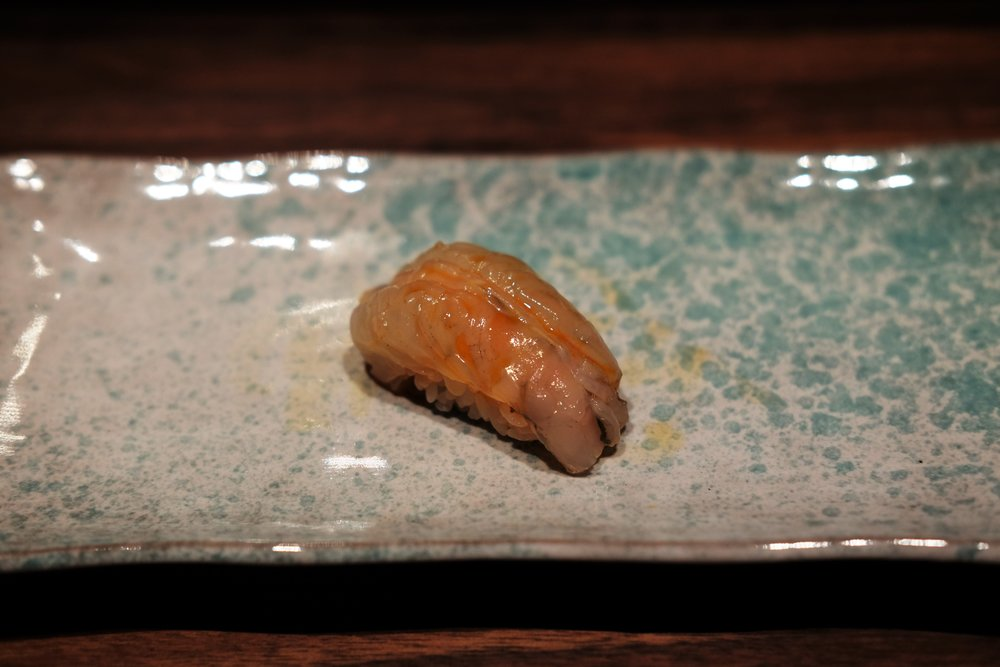 cured shrimp