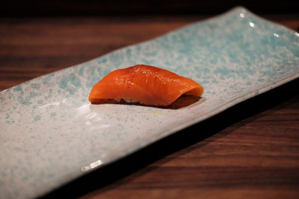 wild coho salmon