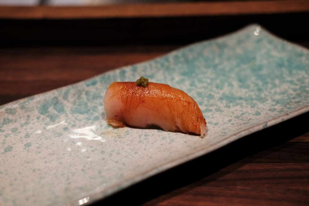 albacore belly