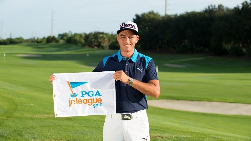 """PGA Jr. League represents the future of our game. I'm excited about its growth, and by joining forces with Rory and Michelle as Ambassadors, we have an opportunity to help introduce the game to the next generation of golfers.""  - Rickie Fowler"