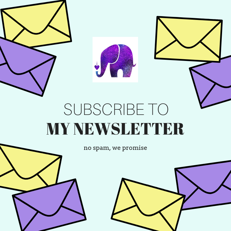 Newsletter Sign up - Be the first to receive the latest videos, articles, workshop dates, self-help tips, and more by signing up for my monthly newsletter.