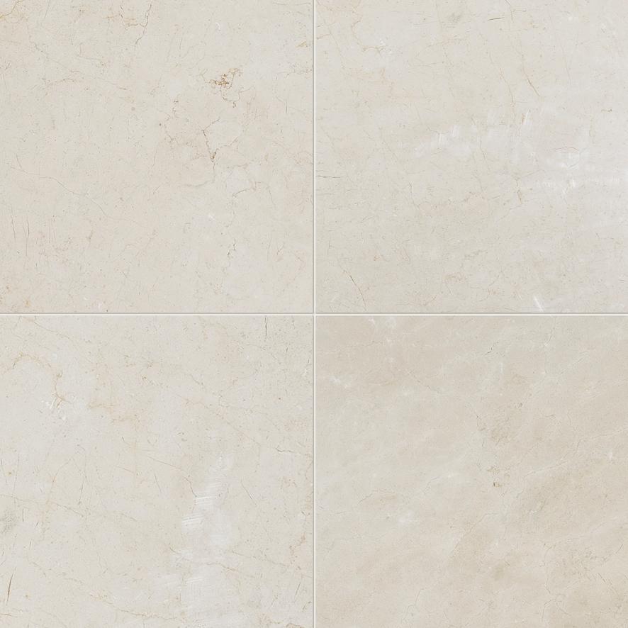 Crema Marfil Field Tile