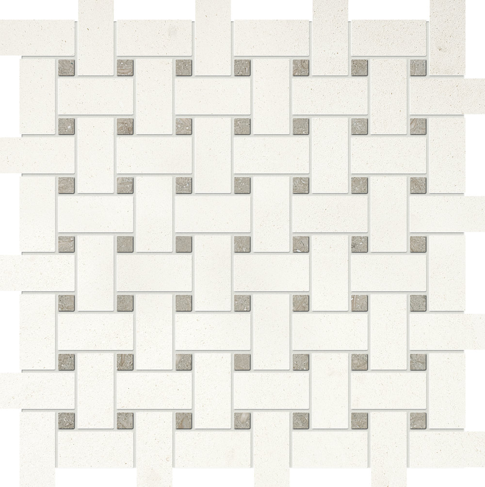 """MS00930 champagne & olive green honed basket weave 1""""x2"""" 12""""x12""""x3/8"""" sheets"""