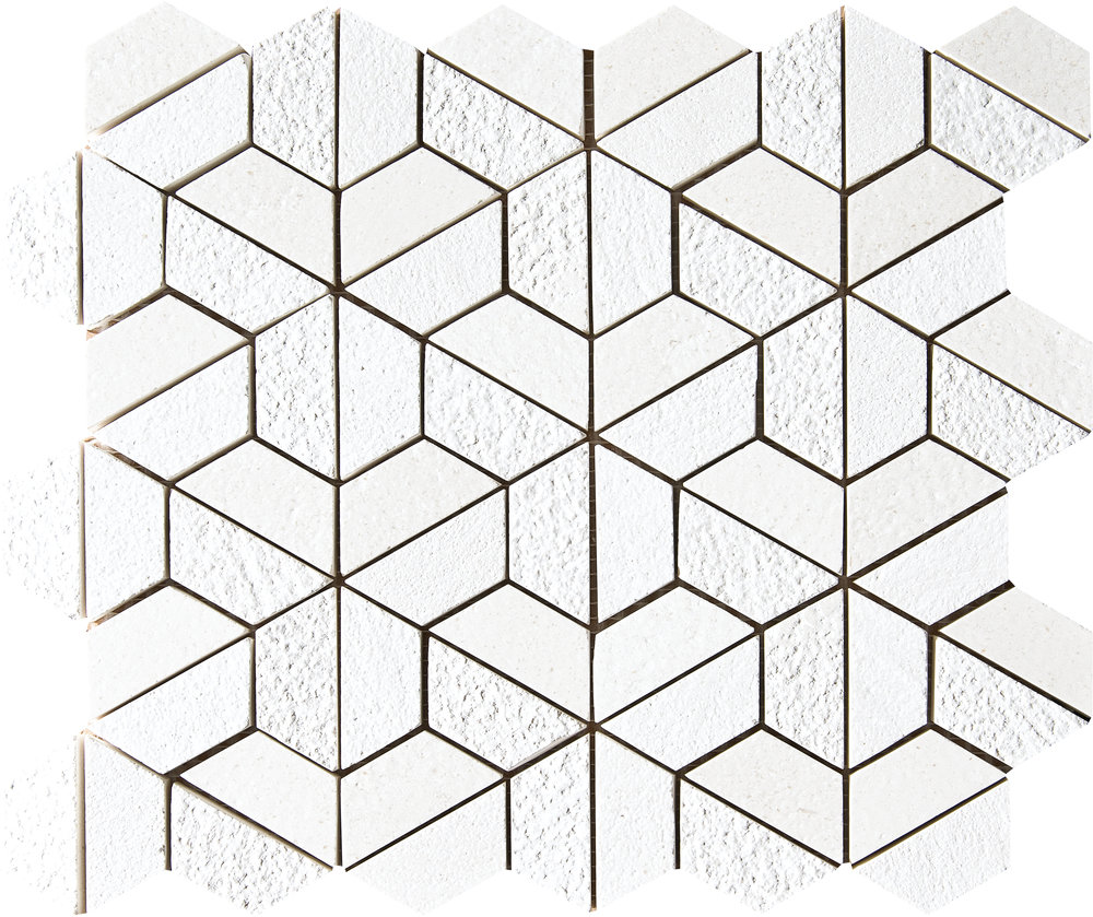 """MS01269 *(S.O.) champagne 3d hexagon textured 3/8"""" mos. 10 3/8""""x12""""x3/8"""""""