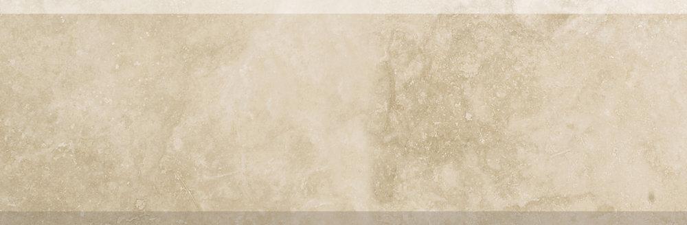 "SP00461 ivory honed & filled threshold 2 side bevelled 4""x36""x3/4"""