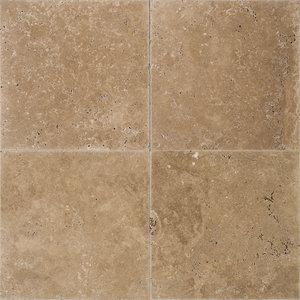 Walnut dark honed filled travertine tiles of distinction walnut dark honed amp filled travertine field tile ppazfo