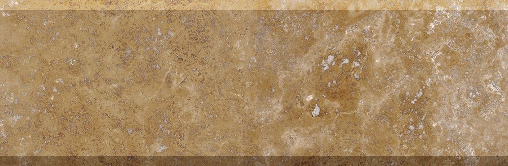 "SP00525 walnut dark honed & filled threshold 2 side bevelled 4""x36""x3/4"""