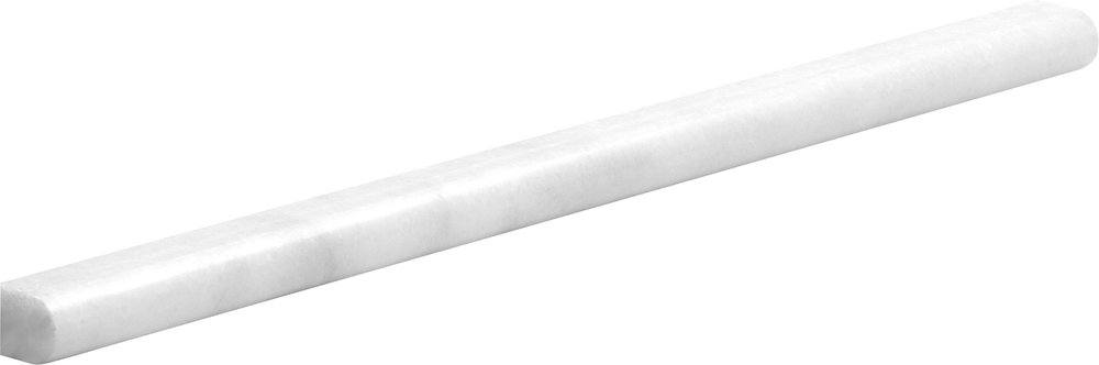 "ML00506 glacier honed pencil liner molding 1/2""x12""x11/16"""