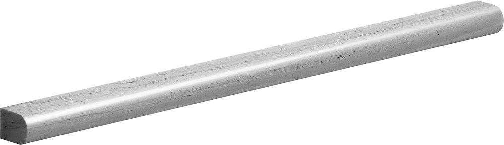 "ML90067 haisa light honed pencil liner molding 1/2""x12""x11/16"""