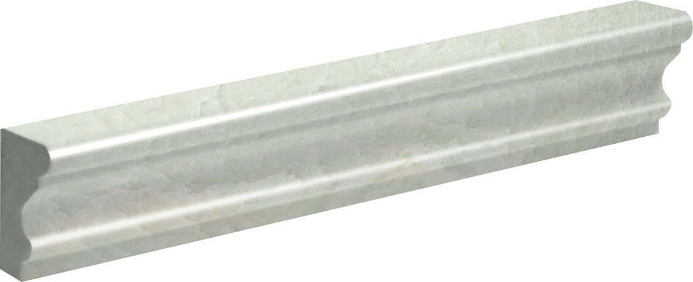 "ML90014 ming green polished andorra molding 2""x12""x1"""