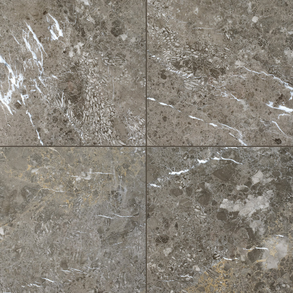 royal white polished marble