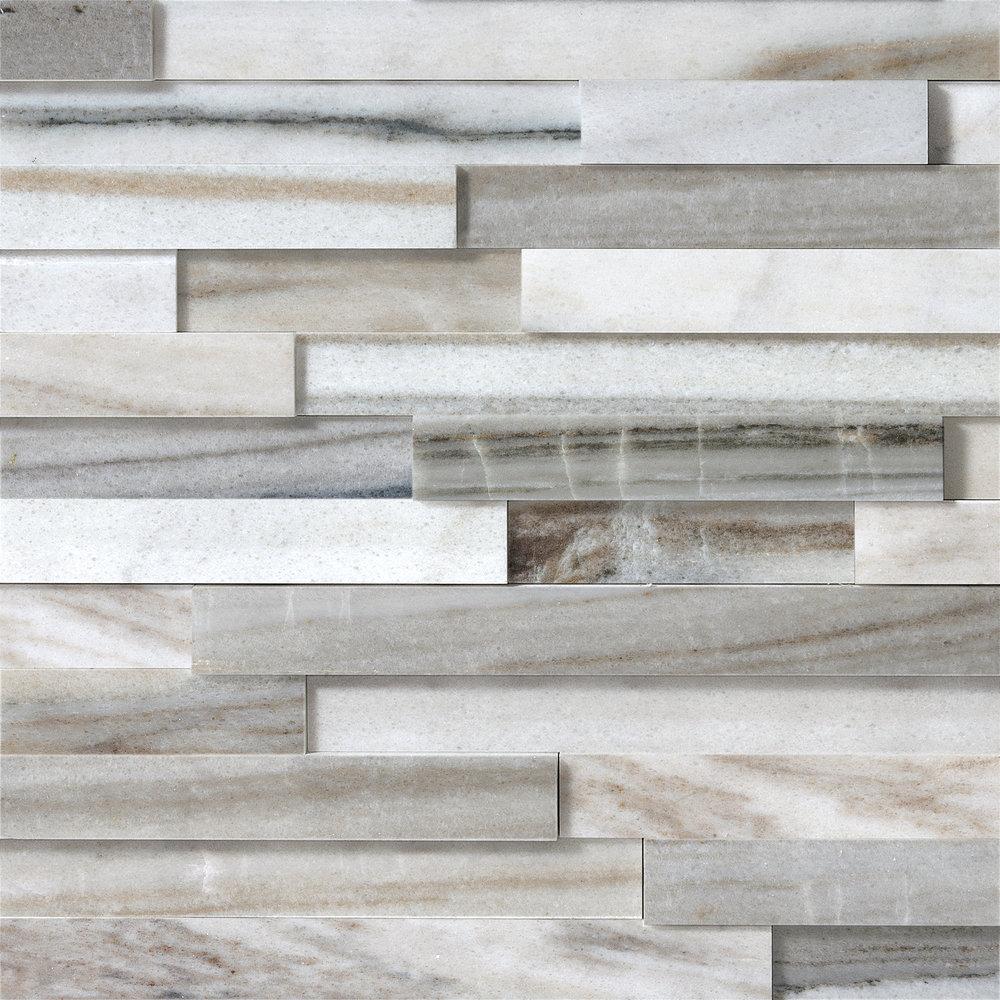 skyline honed marble TL16543 elevation pattern