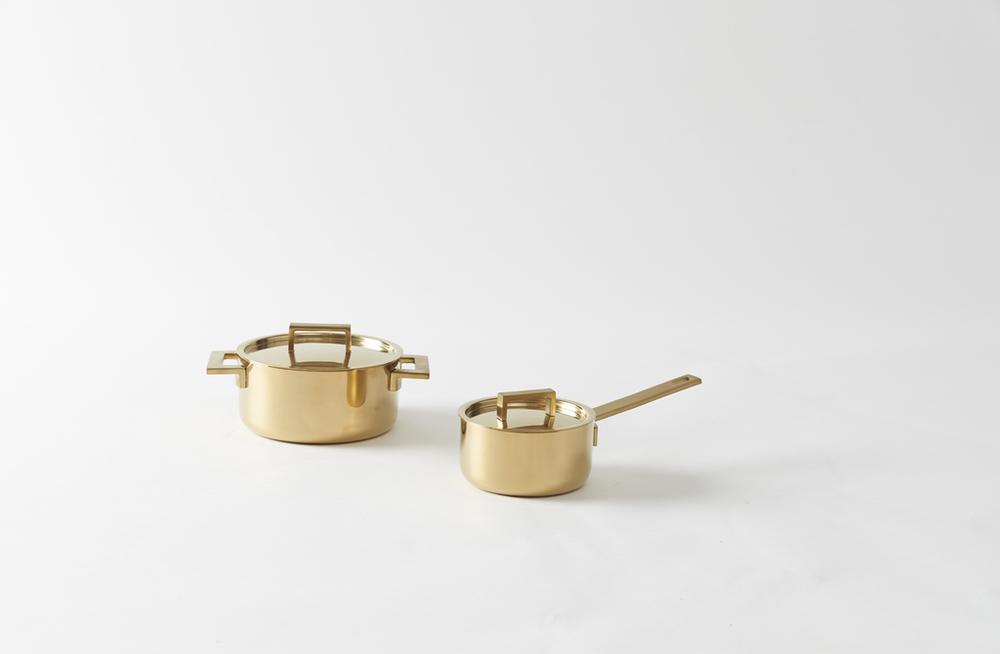 attiva mini gold casserole dishes