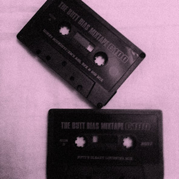 Various ‎– The Butt Bias Mixtape    listen / buy her e