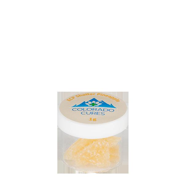 Pineapple Shatter 1 g