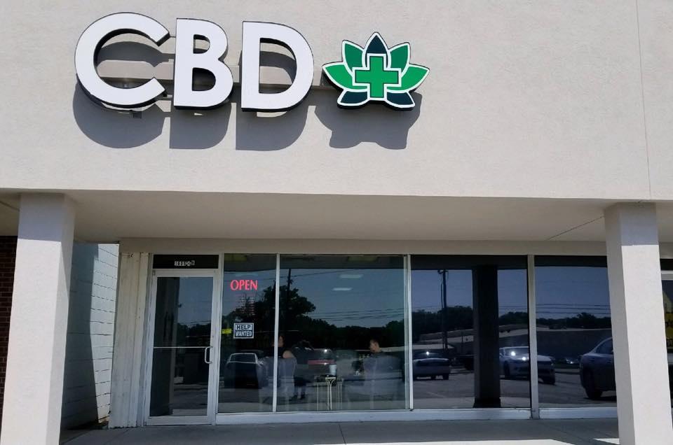 CBD Store Fort Worth