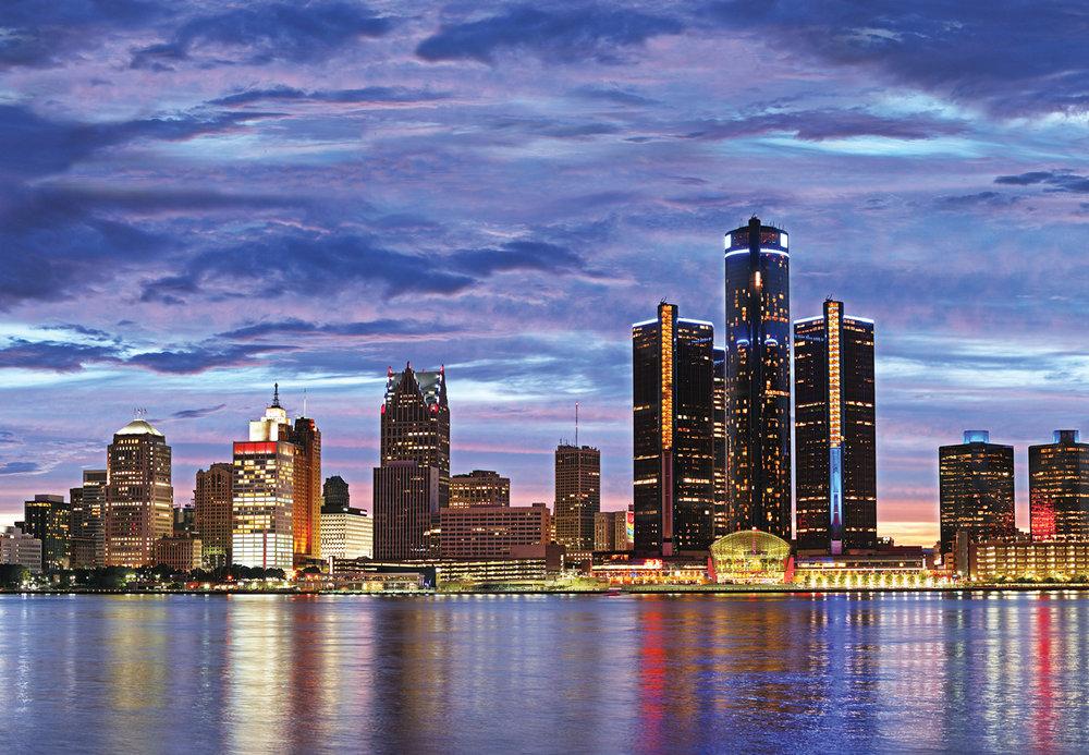 Detroit 1001 Woodward Ave, Suite 06A125, Detroit MI 48226