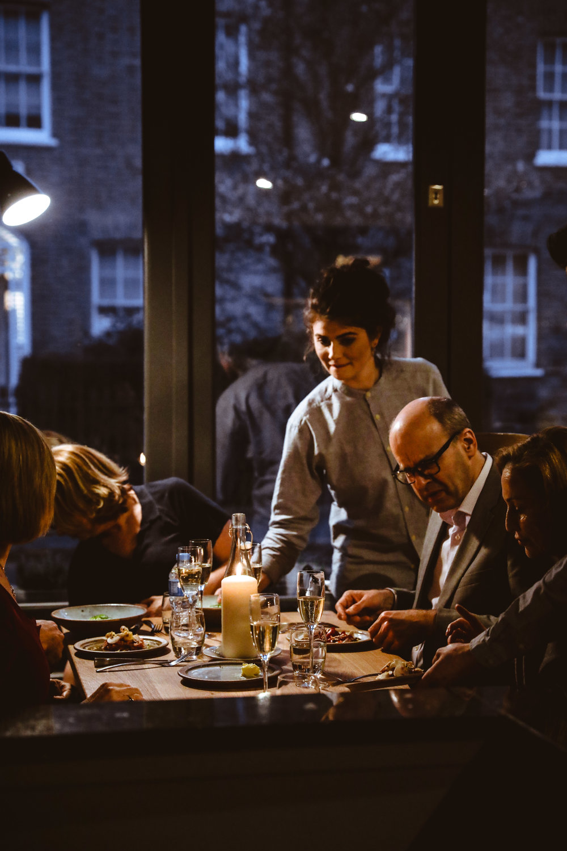 Black Radish - Black Radish is a casual neighbourhood restaurant in the heart of Wimbledon Village.