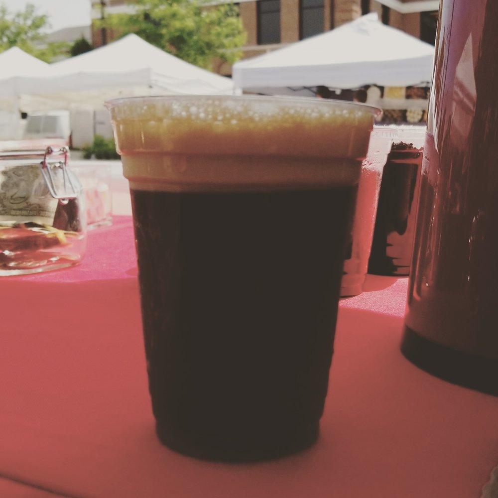 Nitro Cold brew - creamy & bold...