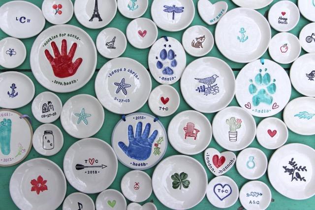 Zinnia Designs Ceramics