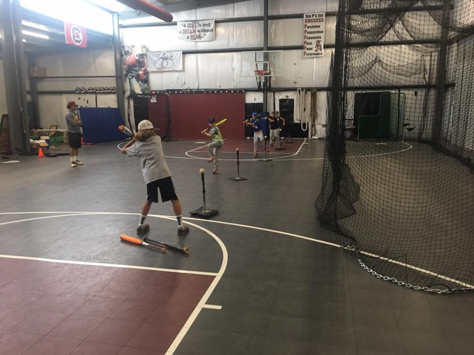 Team 24 Baseball Camps