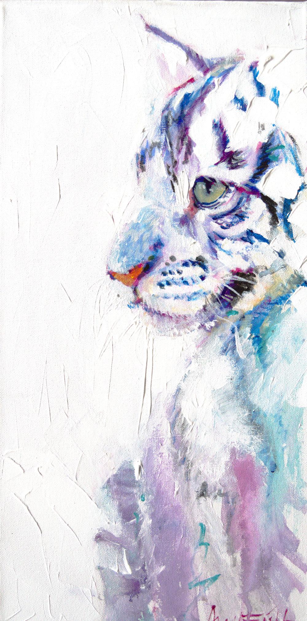 Turpentine Creek Tiger
