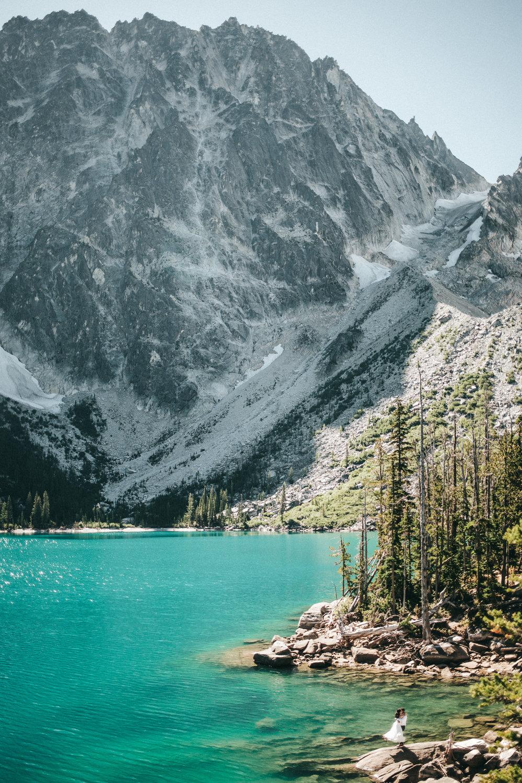 colchuck lake full