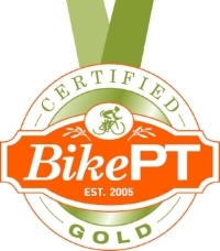 Deb Slota is a certified gold by Bike PT and is a licensed physical therapist in Milwaukee